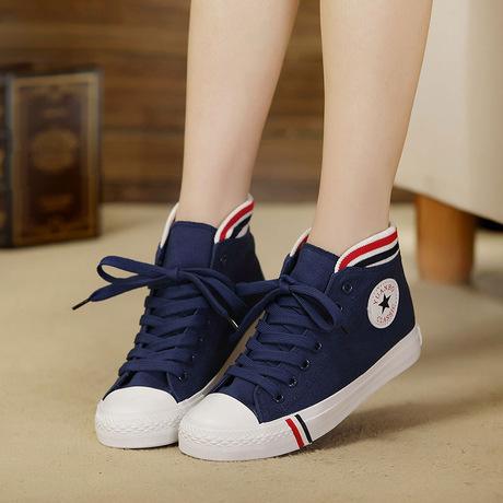 Korean Shoes High Tops Girls Korean Shoes High Top
