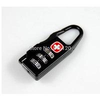 (5 Pcs/lot) Alloy Mini Padlocks Travel Luggage Zipper Bag Handbag Code Digital Pad Lock Cabinet Suitcase Backpack Padlock