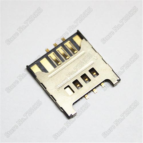 Mobile Phone Sim Card Readers for Samsung I9250 I9003 I8700 I9070 SIM Card holder 10pcs