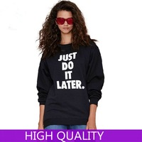 Sweatshirt Women 2015 New Autumn Winter Sport Suit Printed Sweatshirts Pullover Loose Long Tracksuits Tops FreeShipping Hoodies