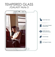 2pcs 2.5D 0.26mm Explosion Proof Premium Tempered Glass Screen Protector Film for Samsung Galaxy Note 3 N9000  Screen Guard