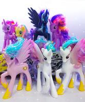 Anime Club 2014 HOT NEW horse Princess Cadance fashion toys figure for girl