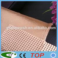 Fashionable and beautiful metal fabric metallic cloth