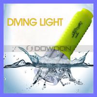 60M Waterproof 1600 Lumens Underwater Diving Flashlight CREE XM-L T6 LED Flashlight Torch Lamp