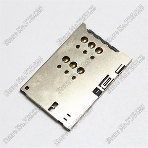 Mobile Phone Sim Card Readers for ZTE NX402 U956 U9815 SIM Card holder 10pcs/lot Free Shipping