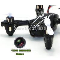 "FY H108C 4 CH 2"" RC Quadcopter RTF 2.4 Ghz w/SD-Camera Black"
