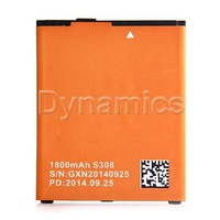 3.7V 1800mAh Rechargeable Lithium-ion Battery for Mpie MP-S308 smartphone