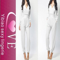 free shipping Stunning jumpsuit  high-grade fashionable sexy woman jumpsuit elegant