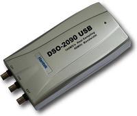 Authorized agent// Portable Oscilloscope Hantek DSO-2090 DSO2090 Digital Oscilloscope USB PC Oscilloscope 100MS/s 40MHz