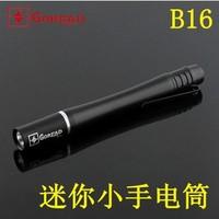 Goread b16 mini small flashlight led flashlight ssat medical aluminum 2 7