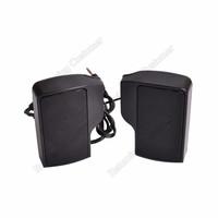 With Retail Package MINI Loud Speaker USB Portable Mini Stereo Speaker for Laptop Soundbar Speaker for Notebook Free shipping