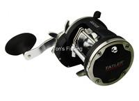 TATLER Brand Trolling Fishing Reels BD300 Boat  Fishing Reels Multiplier Reels 3BB