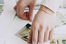 Factory Direct sales 12pcs lot Long Religious Convex Cross Bracelet 18K Gold Silver Rose Gold 3