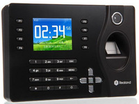 RL-A/C081 Realand TFT Fingerprint Time Attendance Time Recorder time clock with TCP/IP A-C081