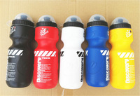 New 650ml  Plastic Cycling Water Bottle Sport  Bottles Cup Fashion Bicycle Mountain Bike With Dust Cover