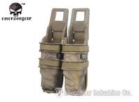 EMERSON Fastmag Pistol Magazine pouch Double mag pouches nylon Mandrake EM6351E
