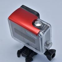 Camera Accessories CNC Aluminum Gopro Back Door Clip Lock Safety Lock Buckle Lock for Gopro 3+ Go Pro Housing Waterproof Case