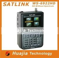 1pc Original Satlink WS-6922 HD Satellite Finder Meter Satlink 6922 HD DVB-S finder ws6922 meter 6922 finder