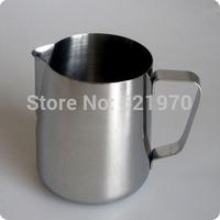 Free Shipping 150ml Stainless Steel Latte jug, wine cup, vodka mug, Coffee Glass
