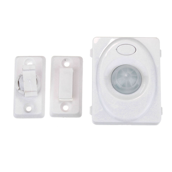 Moodeosa DC 12V Automatic IR Infrared PIR Motion Sensor Switch LED For Light Lamp Freeshipping(China (Mainland))