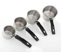 Espresso Coffee pot stainless steel Turkey moka pot with handle milk cup 4pcs per set
