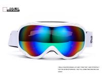 Free shipping New genuine brand ski goggles double lens anti-fog big spherical professional ski glasses unisex snow goggles