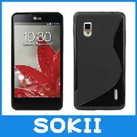 [case]10pcs/lot S Line TPU Case for LG Optimus G E970 E971 E973 E975 Cases,for LG Optimus G F180L F180S F180K TPU Case