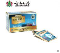 120g/Box Anti-fatigue Anti-radiation Enhance-immune natural Spirulina Tea Tablet Health food 0.5g*240pills