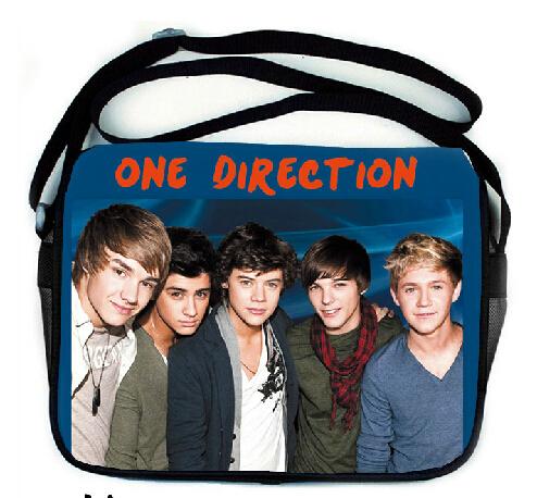 One Direction Canvas Shoulder Bag 42