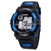 2014 Luxury Men Dress Watches LED Digital Quartz 50M Waterproof Outdoor Military Watch Men Wristwatch relogios masculinos