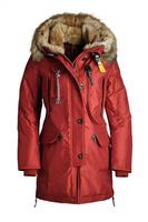 Wholesale Woman Long Article Kodiak Masterpiece Red Down Parka Winter Women Coat Fur Hooded Jacket GOBI Denali Long Bear 921