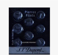 Dupont lighter accessories dedicated flint top Dupont original special flint 8 installed