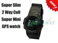 2014 new arrival high quality wrist Watch GPS tracker real time Children mini GPS/GPRS/GSM  SOS Child Elderly Kids GPS tracker