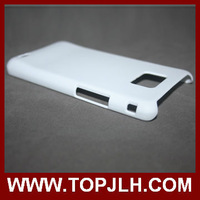 3D Sublimation Printable Blank phone case for  samsung s2