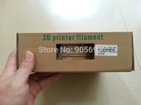 Gold color 3d printer filament PLA 1.75mm 1kg plastic Rubber Consumables Material MakerBot/RepRap/UP/Mendel