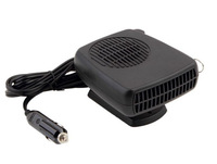 1pcs High quality Car Portable Ceramic Heating Brand New 12V 150W Vehicle Heater Fan Defroster Demister free shipping