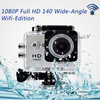 Action Camera Wifi 30M Waterproof Mini Camcorder Full HD 1080p Digital Video Camera Sport Extreme Diving Underwater DV 0.3DVR34W