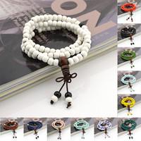 108 rosary beads to ward off evil transit Bodhi bracelets ceramic jewelry bracelet female couple to send his girlfriend