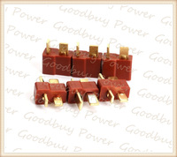 10Pairs Dean Connector T plug For ESC Battery male female