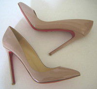 2014 Best Sellers Christianity Pigalle plato 120mm Pumps Shoes platform pump red-soled shoes