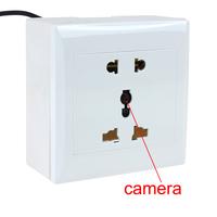 """700TVL 1/3"""" CMOS 3.7mm HD Pinhole Lens Audio Mic CCTV Camera Hidden Plug Camera For Home Security Surveillance"""