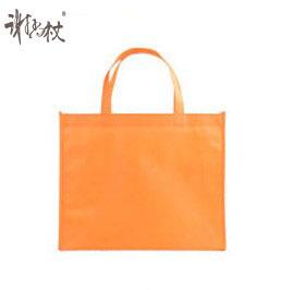 OEM custom eco friendly china good quality monochrome printing cross non woven bag for shopping(China (Mainland))