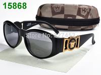 2014 new vintage luxury eyewear versae sunglasses for women men summer oculos de sol feminino free shipping