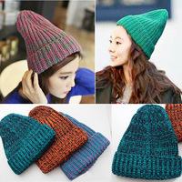 The new Korean lovely girl Mao Xianmao color hat warm winter cap