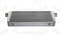 UNIVERSAL 600MMX300MMX100MM BAR&PLATE FRONT MOUNT TURBO INTERCOOLERS