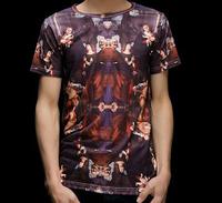 Christian Faith Loving 3D Printed T-Shirt Women Men Tee Shirt Streetwear
