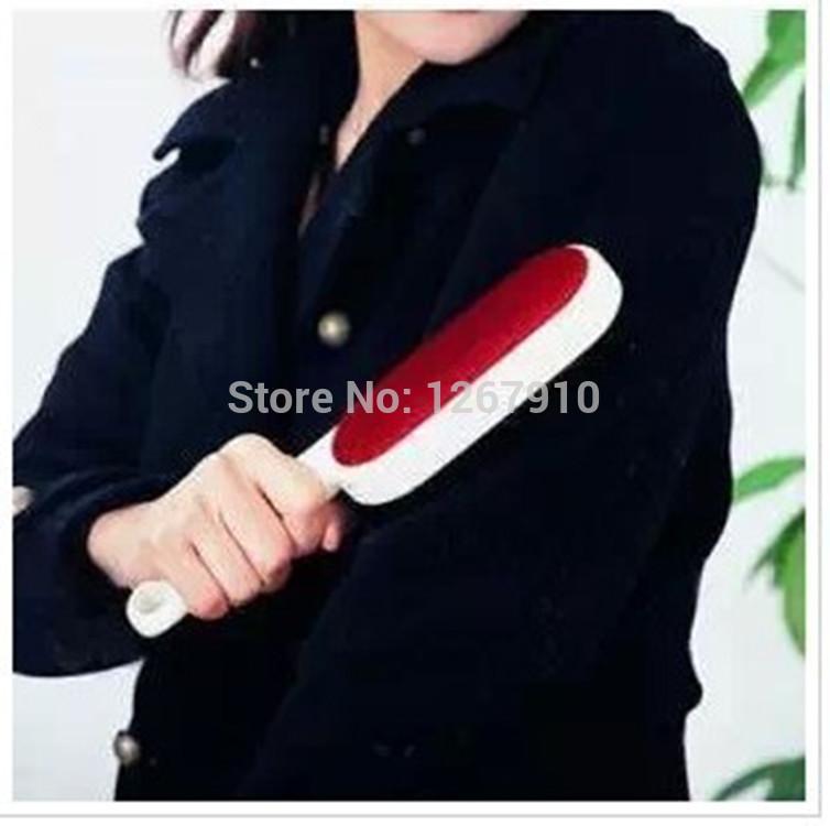 Hot ! 2014 New magic electrostatic dusting brush nanotechnology clothes brush strong adsorption Lint Dust Pet Hair Brush(China (Mainland))