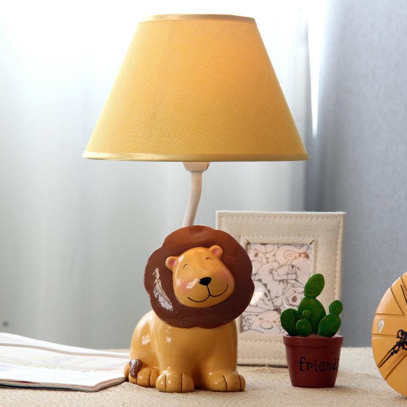 the lion king simba creative decorative lamp bedroom