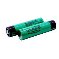 2pcs/lot New Original 18650 Rechargeable Li-ion battery 3100mAh For Panasonic
