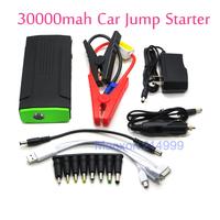 30000mAh Batteries Car Emergency Power Supply Auto Mini 12V Jump Starter Charger